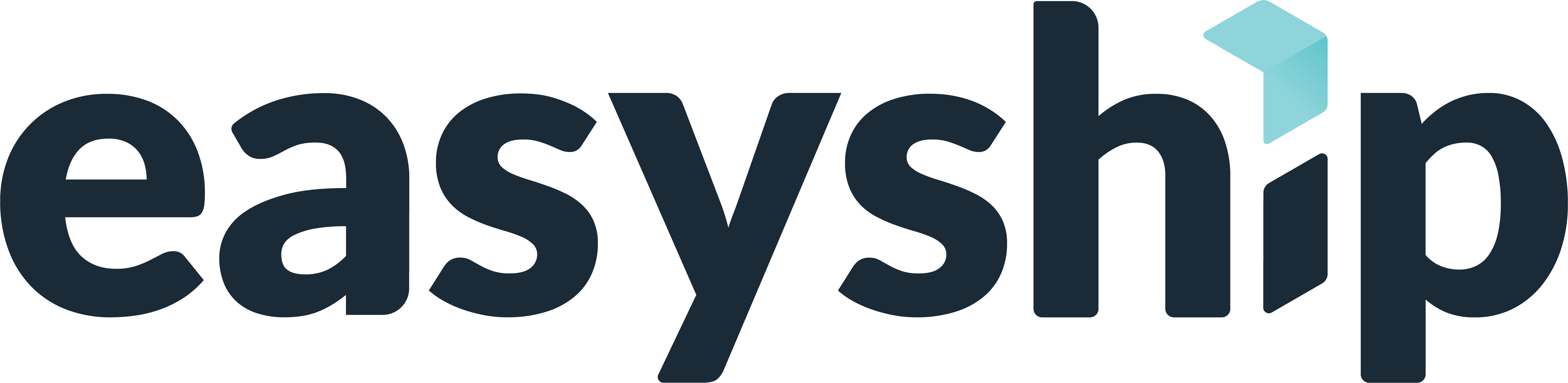 Easyship Logo - Dark