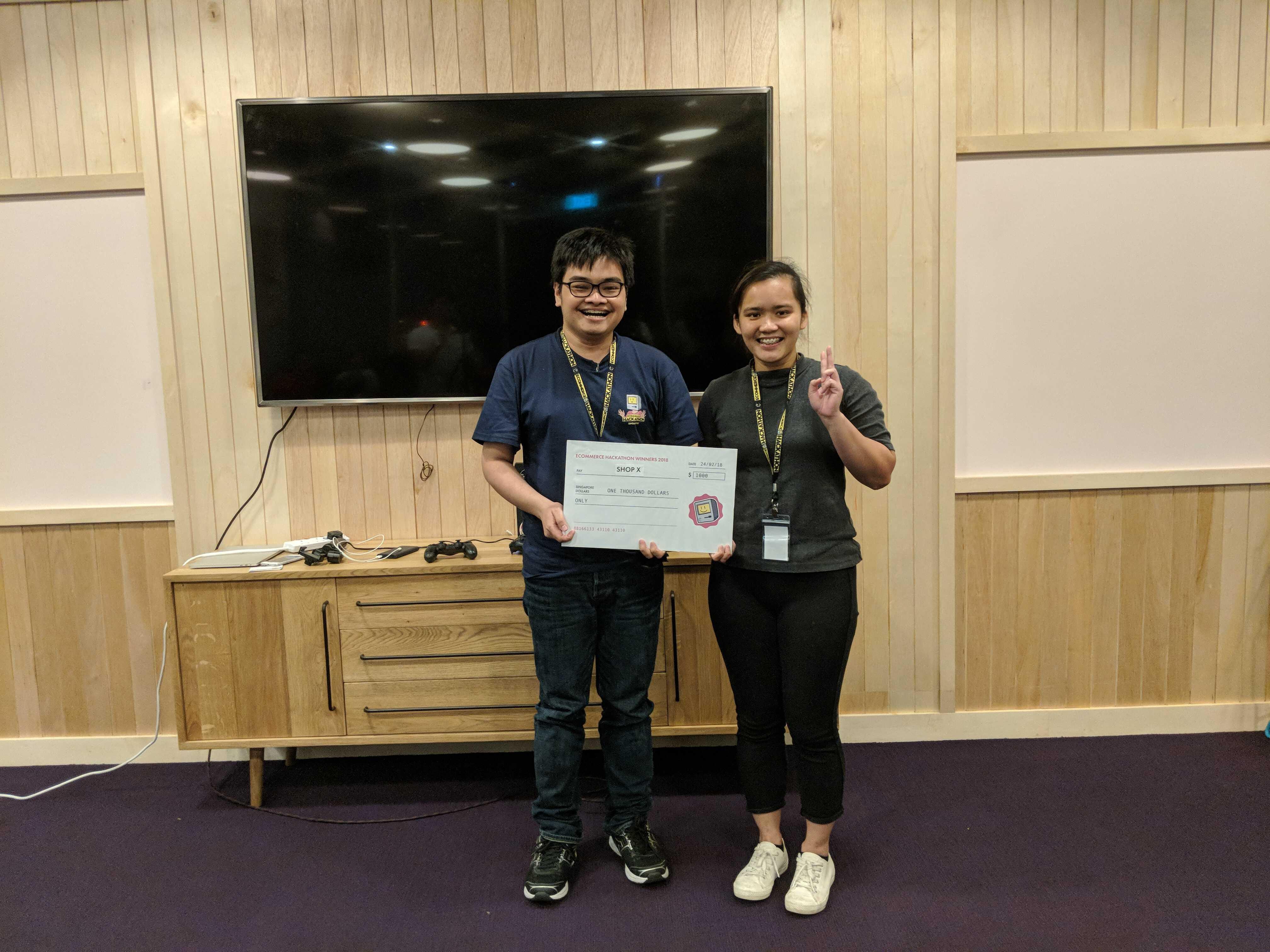 Ecommerce Hackathon SG - MedXChain