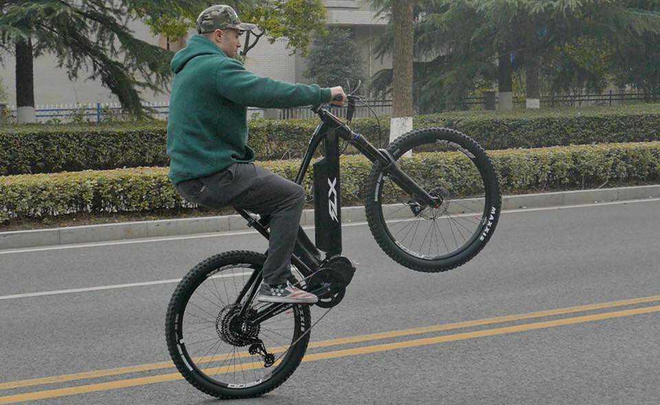 FLX Bike x Easyship 3