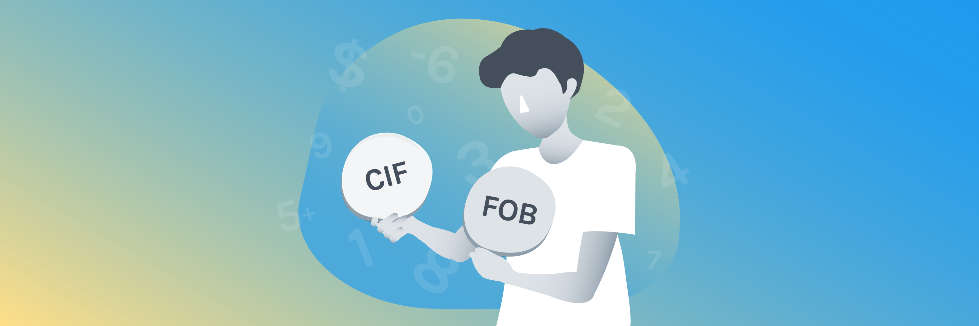 What is difference between FOB and CIF?