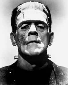 1. Frankenstein Monster