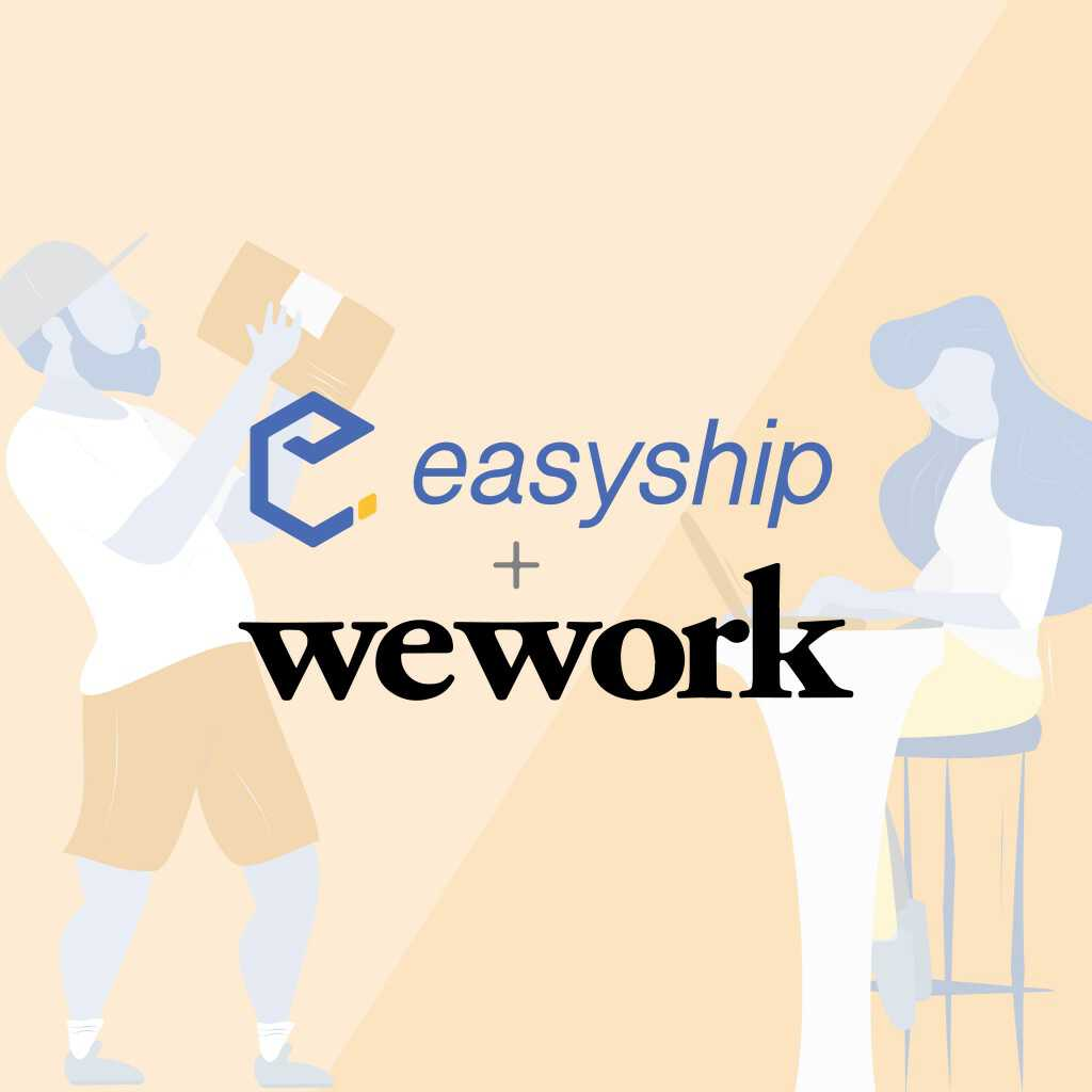 Wework Easyship integration