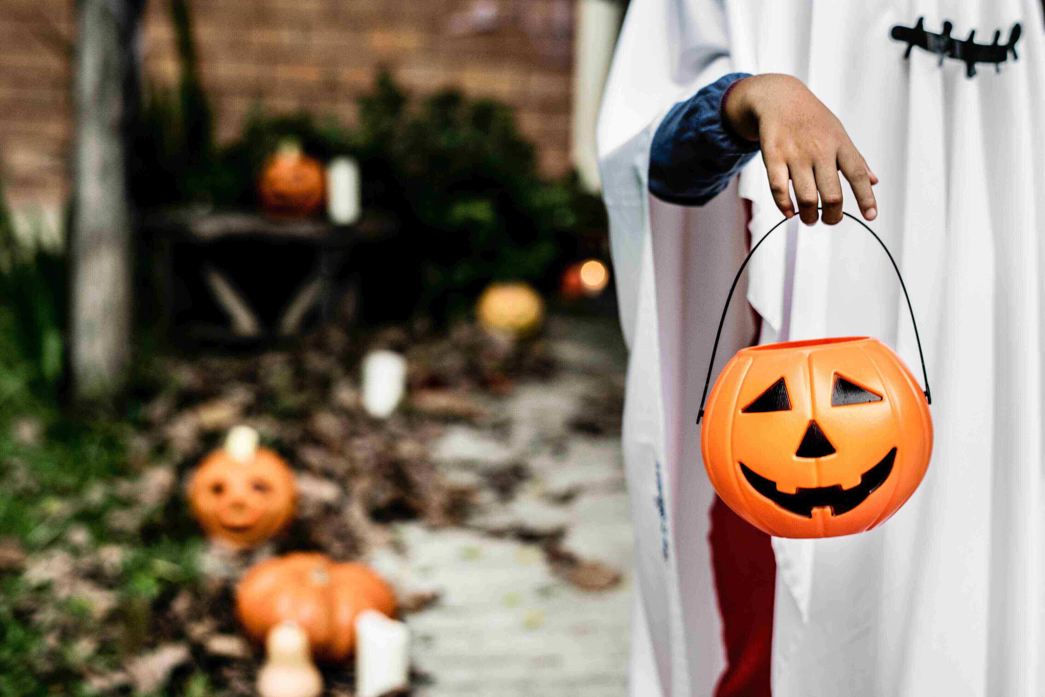 Q4 Sales - Halloween