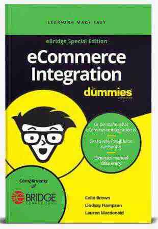 eCommerce integration - eBridge Connections