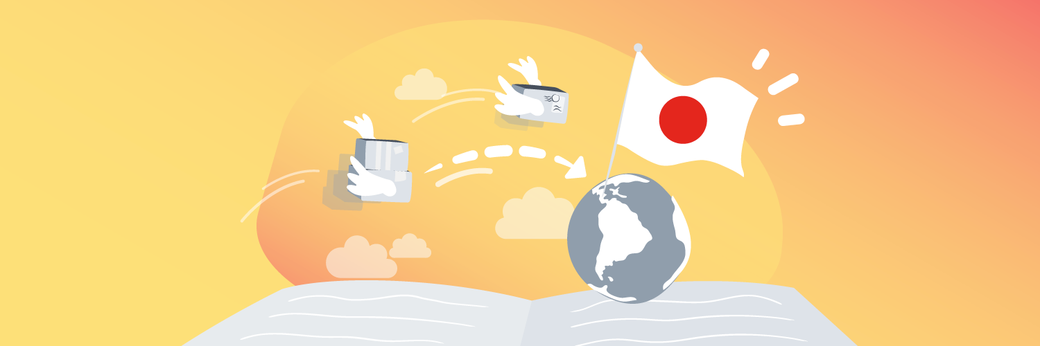 eCommerce guide to selling and shipping to Japan