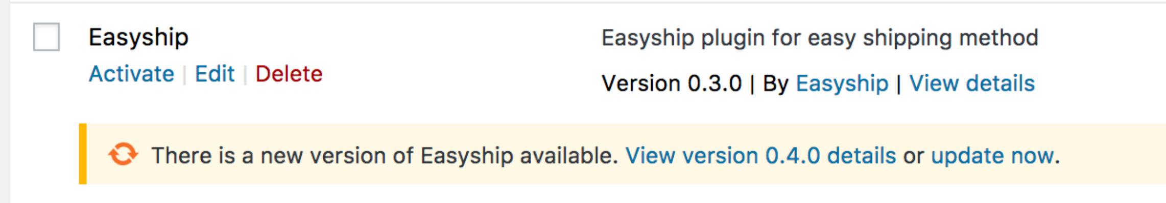 Download Easyship Latest Version