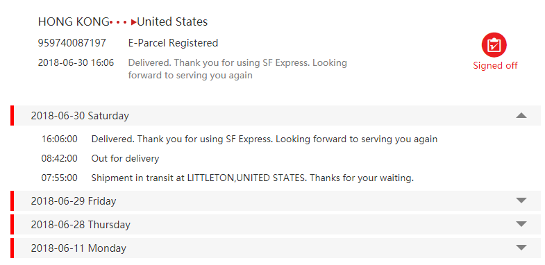 How to track your SF Express shipment – Easyship