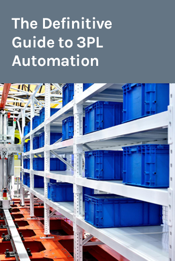 The Definitive Guide to 3PL Automation