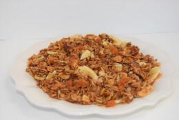 Chef John's Banana Nut Granola (1lb)