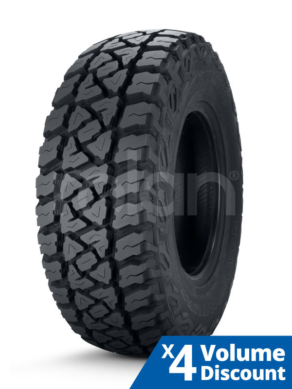 265 70R17 In Inches >> Details About 4 X Kumho Tyre 265 70r17 Lt Inch 121 118q Road Venture Mt51