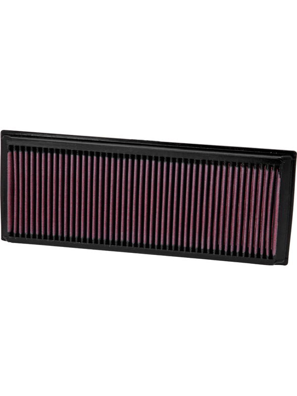K/&N Panel Air Filter ref Ryco A1711 FOR VW EOS 1F7 33-2865