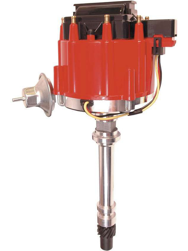 Details about MSD Distributor Street Fire Hei Magnetic Pickup Vacuum  Mechanical Adv (8362)