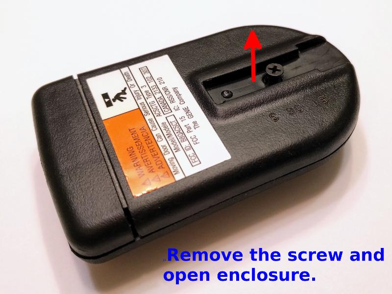 Replacement Button For Genie Intellicode Garage Door