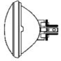 H7555 PAR36 12.0V 8W HAL (44642)