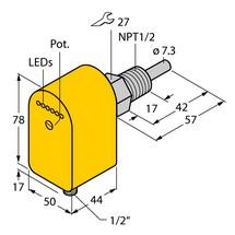 FCS-N1/2A4P-ARX-B3141 115VAC