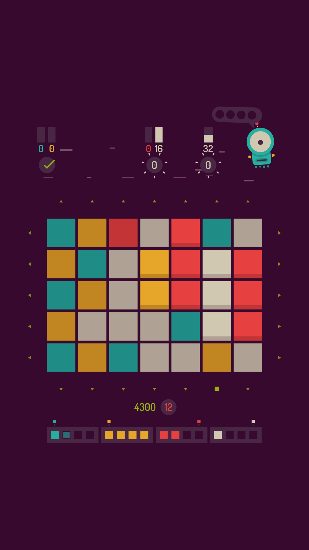 Illustrative screenshot of the game twofold inc.