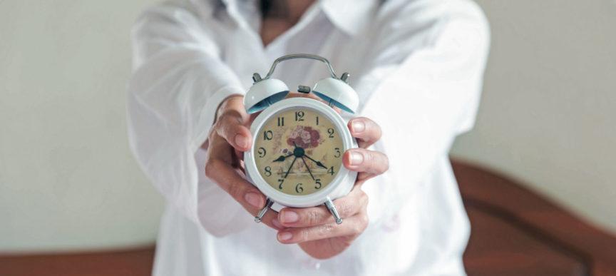 Echo-NHS-Healthcare-Alarm-Clock