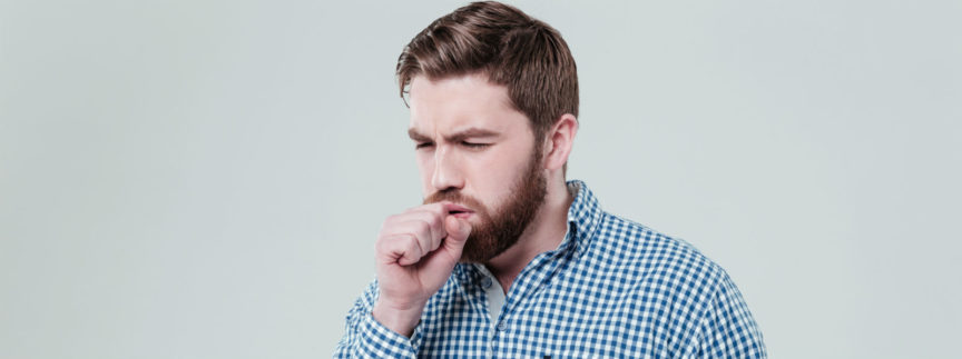 Echo-NHS-Healthcare-Young-Man-Coughing