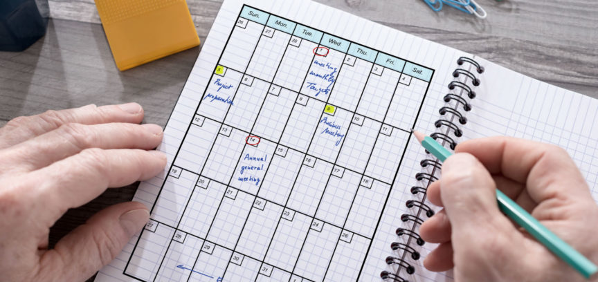 Echo-NHS-Healthcare-Diary-Planner