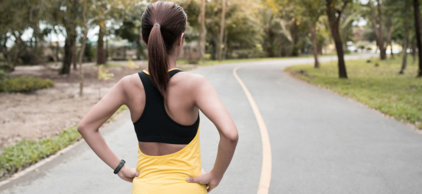 Echo-NHS-Healthcare-Woman-Jogging