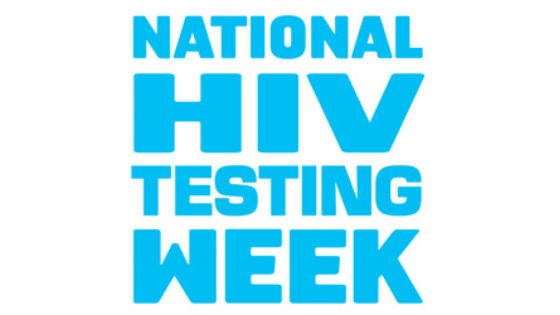 National HIV Testing Week Logo | Echo