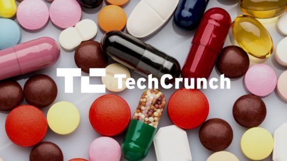 Pills : TechCrunch Logo | Echo