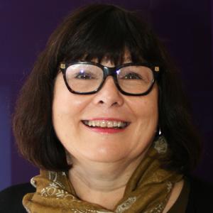 Echo Partner Professor Claire Anderson | Echo