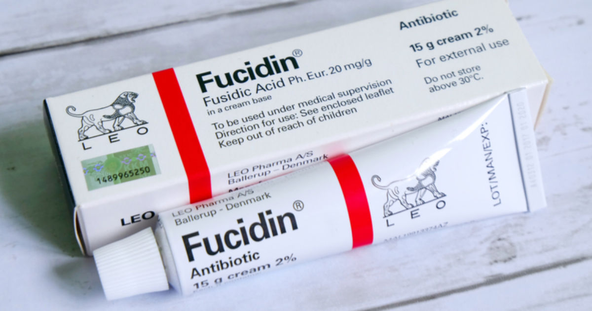 Fusidic acid: uses, benefits and side effects - Echo