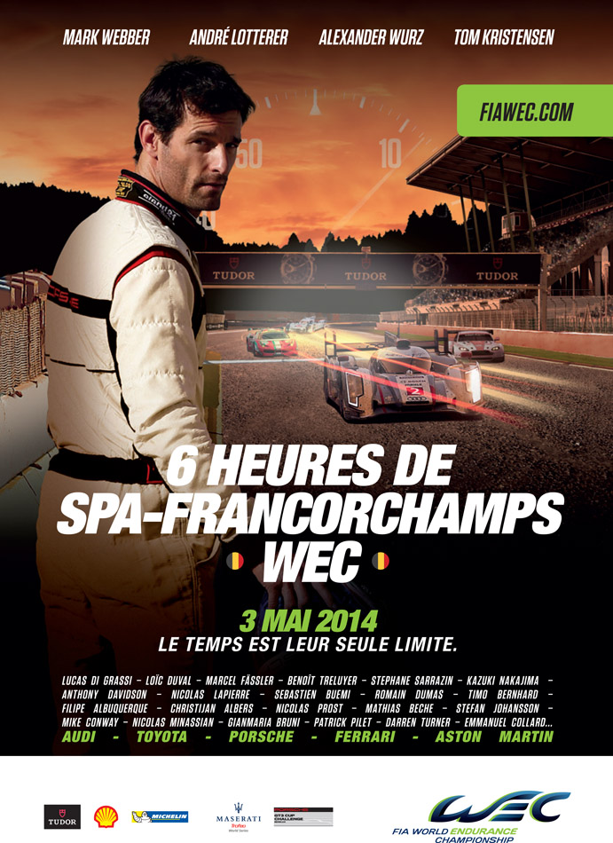 Spa-Francorchamps WEC