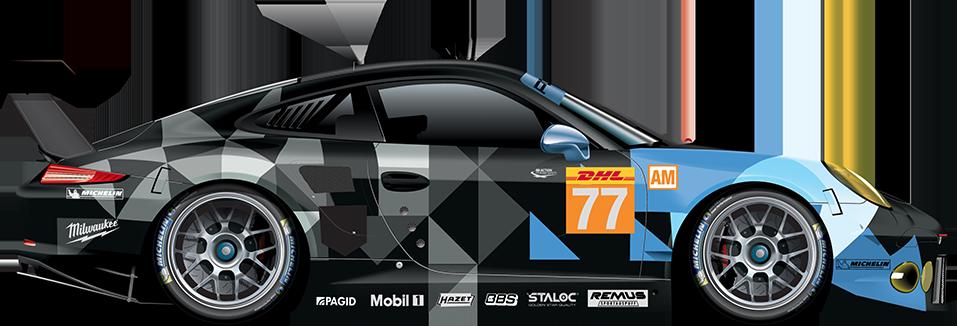 77 Porsche 911 Rsr 991 Photos Videos Fia World Endurance Cham