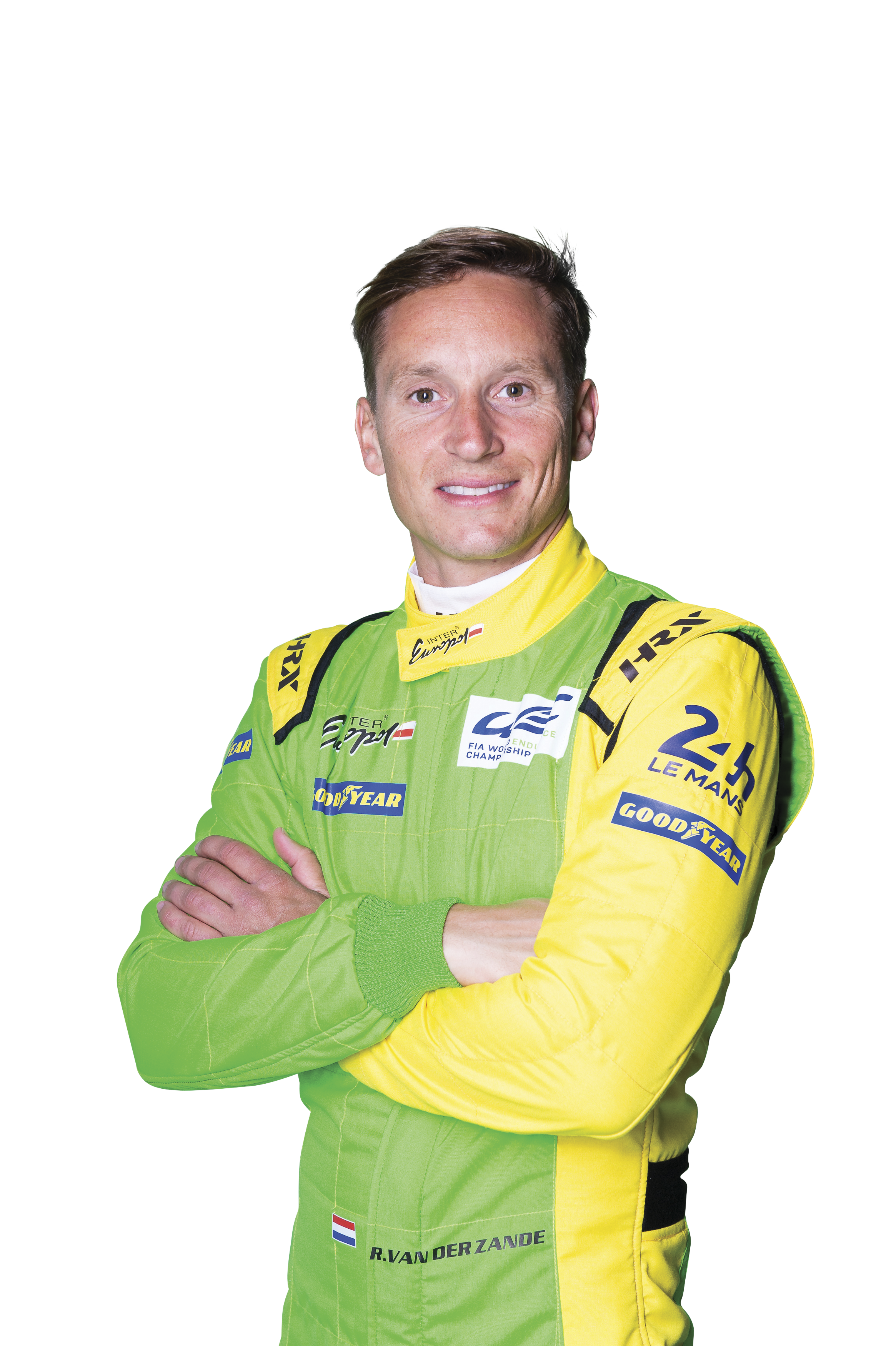 Renger  Van Der Zande