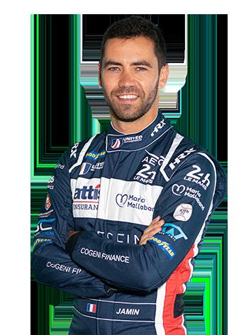 Nicolas  Jamin