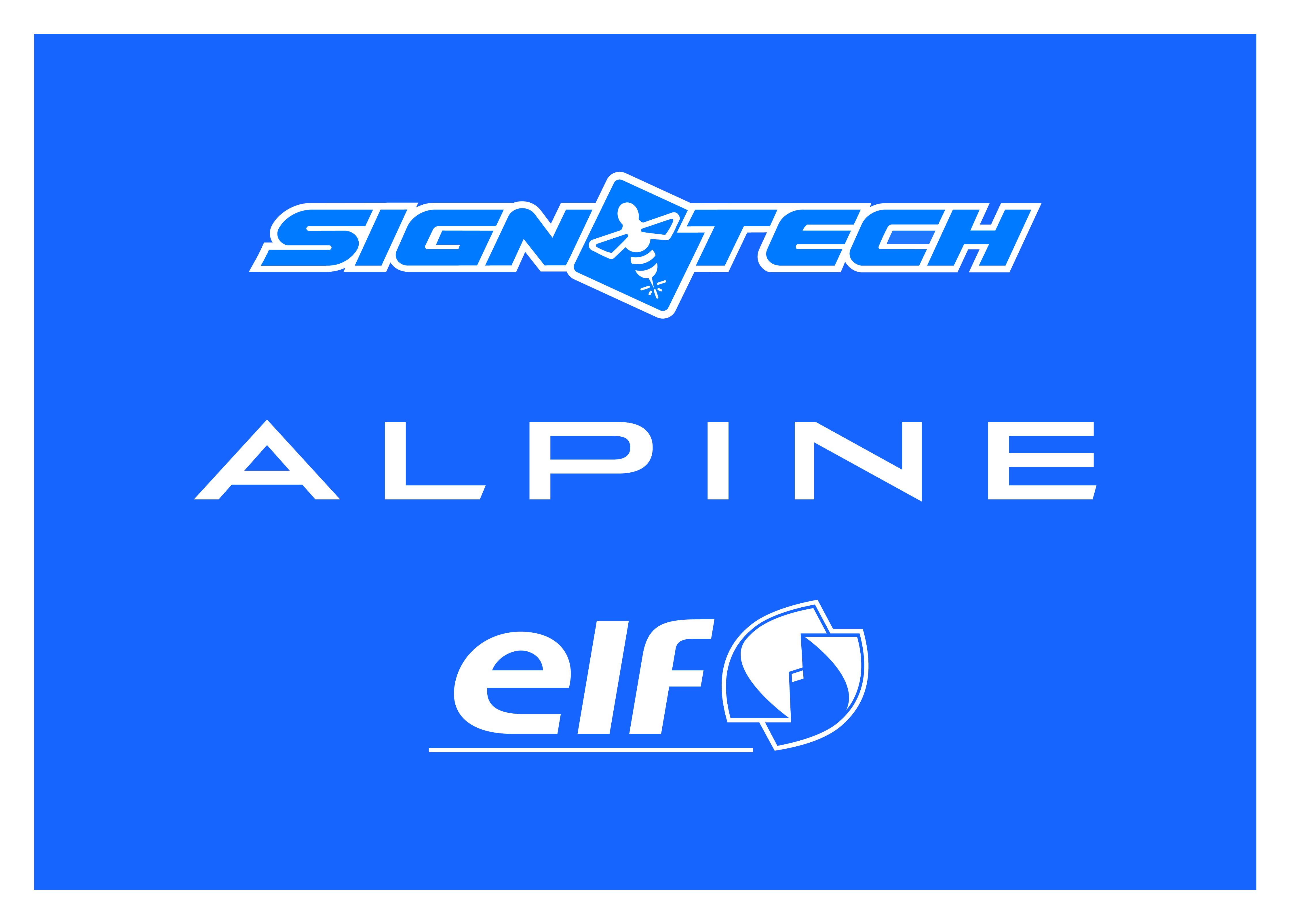 SIGNATECH ALPINE ELF