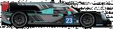 # PANIS BARTHEZ COMPETITION Ligier JS P2 - Nissan