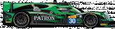 Ligier JS P2 - Nissan