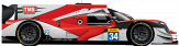 # TOCKWITH MOTORSPORTS Ligier JSP217 - Gibson