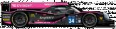 Ligier JS P2 - HPD