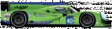 Ligier JS P2 - Judd