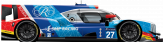 # SMP RACING Dallara P217 - Gibson