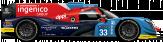 # EURASIA MOTORSPORT Ligier JSP217 - Gibson