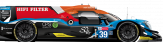 # GRAFF-SO24 Oreca 07 - Gibson