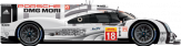 # PORSCHE TEAM Porsche 919 Hybrid