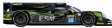 # EXTREME SPEED MOTORSPORTS Ligier JS P2 - HPD