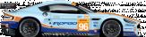 # ASTON MARTIN RACING Aston Martin Vantage V8