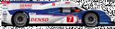 Toyota TS030 - Hybrid