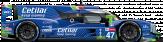 # CETILAR VILLORBA CORSE Dallara P217 - Gibson