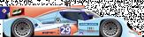 Lola B12/80 Coupé - Nissan