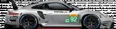 # PORSCHE GT TEAM Porsche 911 RSR - 19