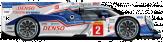 # TOYOTA RACING Toyota TS 040 - Hybrid