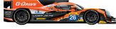 # G-DRIVE RACING Ligier JS P2 - Nissan